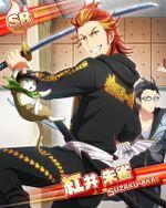 【Manful Devil's Sword Dance】Suzaku Akai.jpg